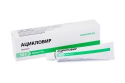 Ацикловир при лечении лишая
