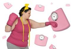 Лишний вес - причина кандидоза
