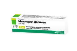 Миконазол при лечении кандидоза