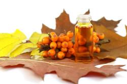 Облепиховое масло для лечения красного лишая