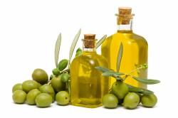 Оливковое масло для лечения чешуек на голове