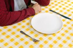 Плохой аппетит - симптом кандидоза кишечника