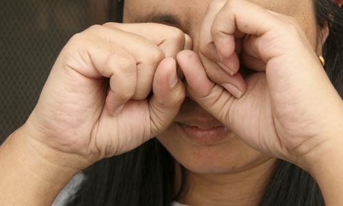 Проблема кандидоза глаз