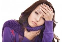 Ангина - причина появления псориаза
