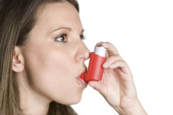 Бронхиальная астма - причина лишая