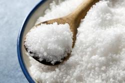 Соль для лечения грибка на пятках