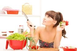 Соблюдение правильного рациона питания при кандидозе