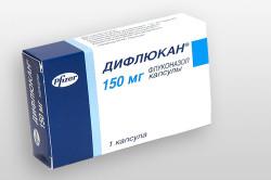 Дифлюкан для лечения микоза