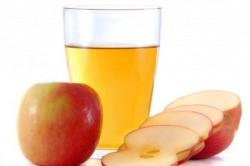 Яблочный уксус для лечения розового лишая