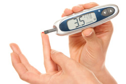 Сахарный диабет - причина активизации грибка