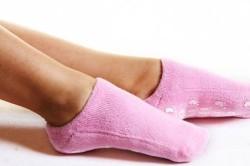 Целебный компресс на ноги от грибка