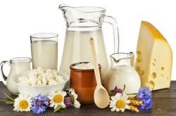 Исключение продуктов с лактозой
