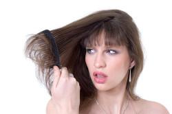 Ломкость волос при грибке