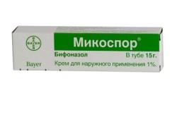Микоспор для лечения грибка на ногах