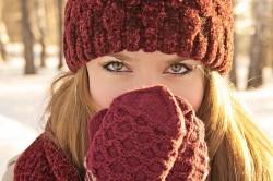 Переохлаждение - причина грибка на губах