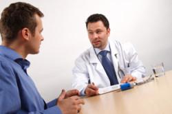 Наблюдение у врача при дерматофатии