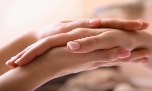 Проблема грибка ногтей