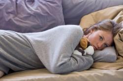 Хроническая депрессия- одна из причин псориаза на голове