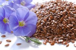 Семена льна при псориазе