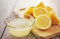 Сок лимона для лечения грибка на лице