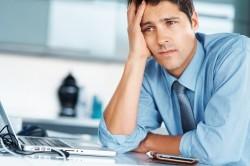 Стресс - причина появления грибка кожи головы