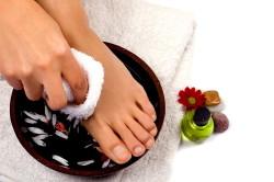 Ванны для лечения псориаза ног