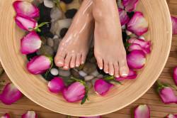 Польза ванночек для ног