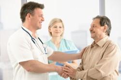 Оперативное  обращение к врачу