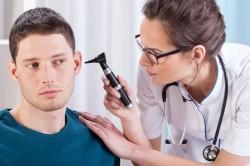 Консультация лора при грибке в ушах