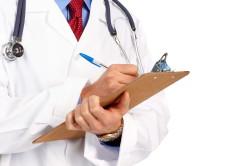 Консультация врача при кандидозе