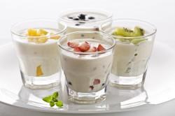 Натуральный йогурт при кандидозе