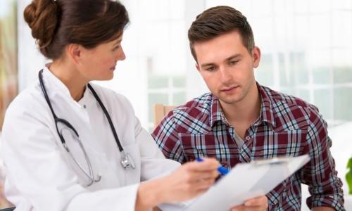 Консультация врача при паховом грибке