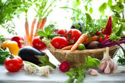 Польза овощей при кандидозе кишечника