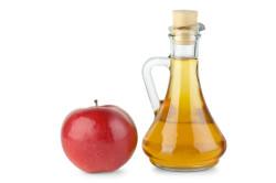 Яблочный уксус для лечения лишая