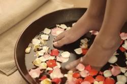 Целебные ванночки при кандидозе